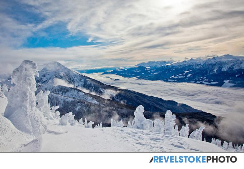 Revelstoke View South, Revelstoke Mountain Resort