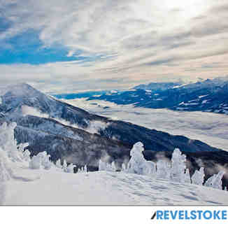 Revelstoke View South, Revelstoke Mountain Resort