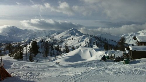 Claviere (Via Lattea) Ski Resort by: Robert Brooke