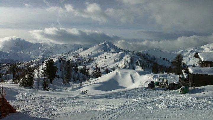Amazing views, Claviere (Via Lattea)