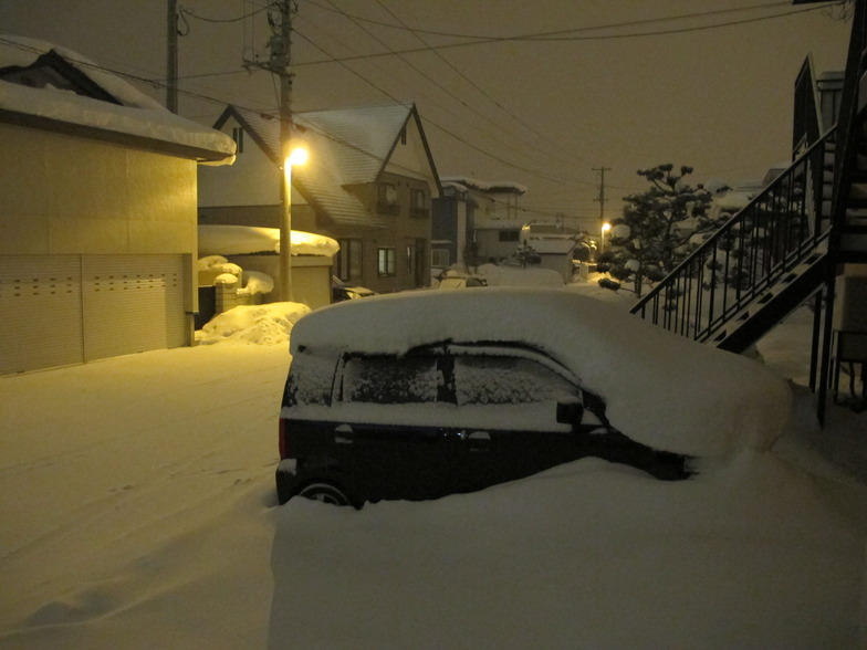 Paradise Town, Furano