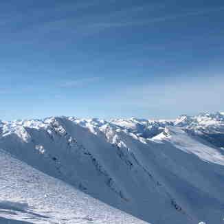 Picos de Europa desde Alto Campoo