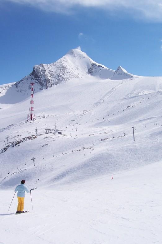 glacier Kaprun, april 2005