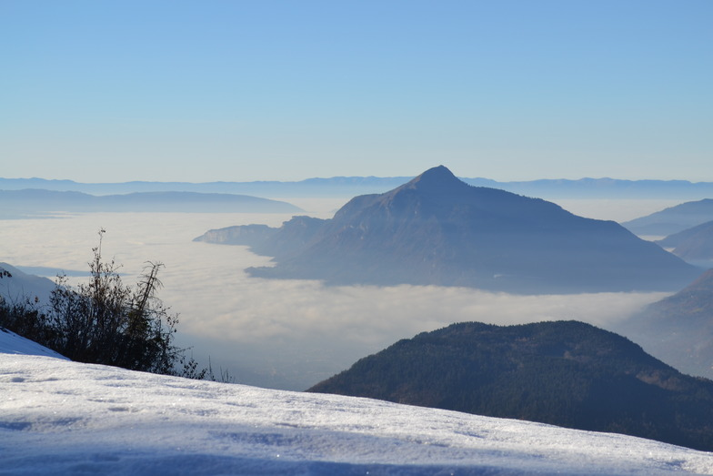Above the Clouds,Nov 2012, Les Carroz