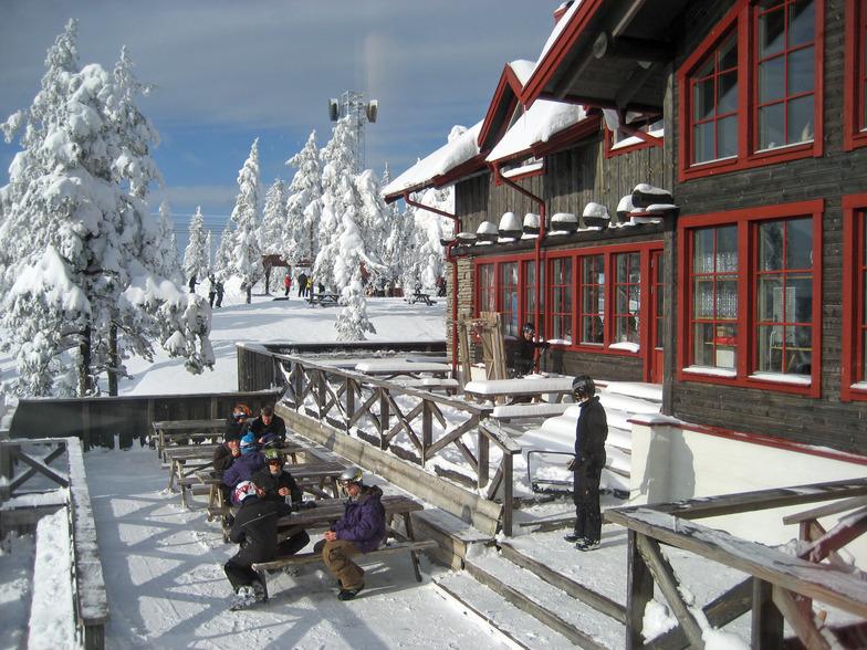 Top Restaurant, Romme Alpin