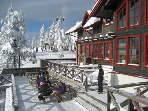 Top Restaurant, Romme Alpin photo