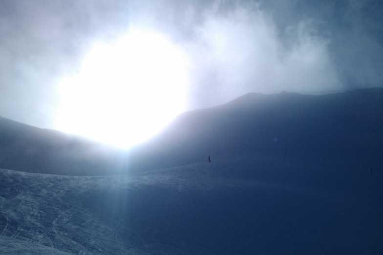 Sunshine at Sonnklar, Speikboden