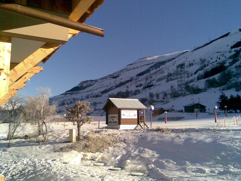 Valley, Les Deux Alpes