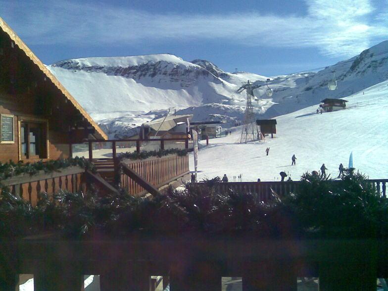 Lunch Time, Les Deux Alpes
