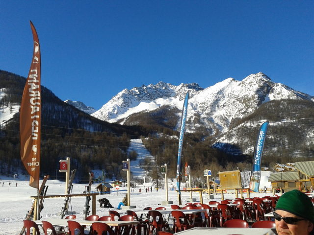 First Coffee of The day, Serre Chevalier