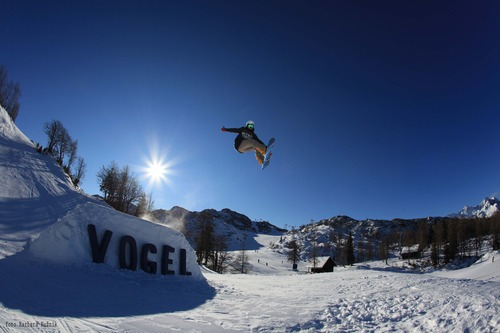Vogel Ski Resort by: Zup