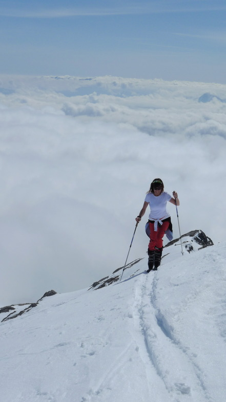 En las nubes, Picos De Europa
