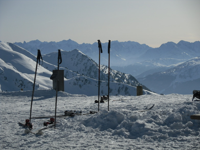 top of 2000, Alpbachtal