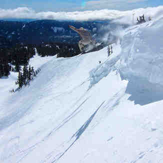 Upper Elevator, Mt Hood Meadows