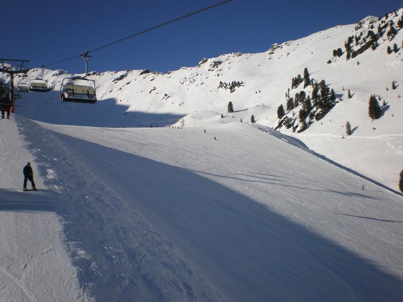Speikboden snow