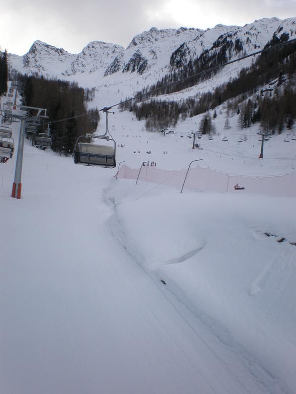 Klausberg snow