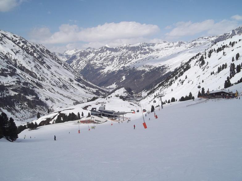 The run home, Obergurgl