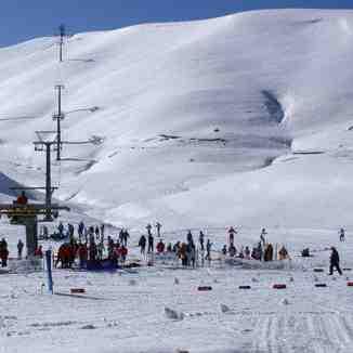 anilio ski resort, Metsovo Ski Resort