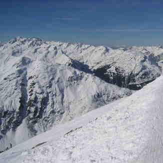 Rendl summit, St. Anton