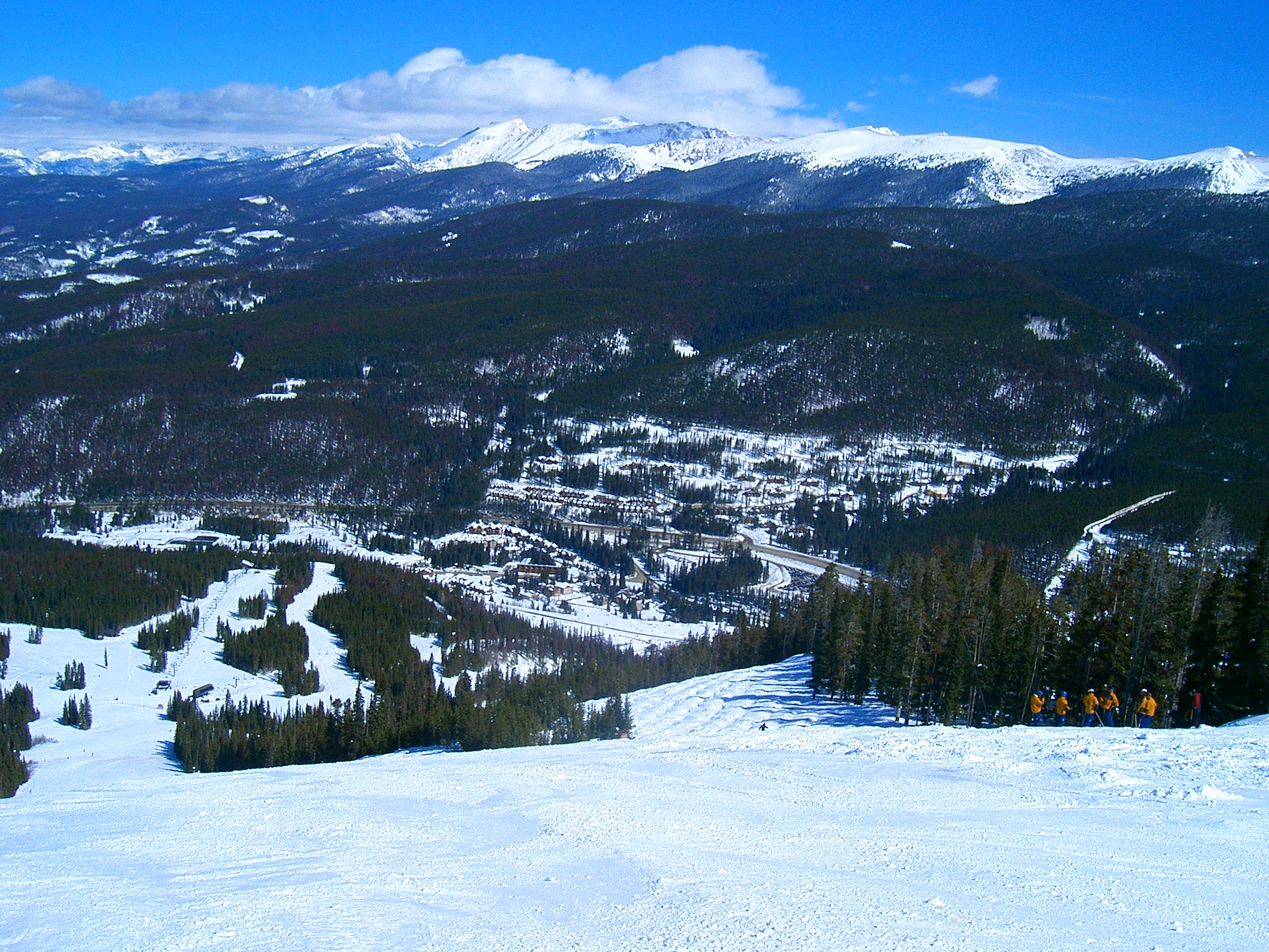Good view of WP, Winter Park