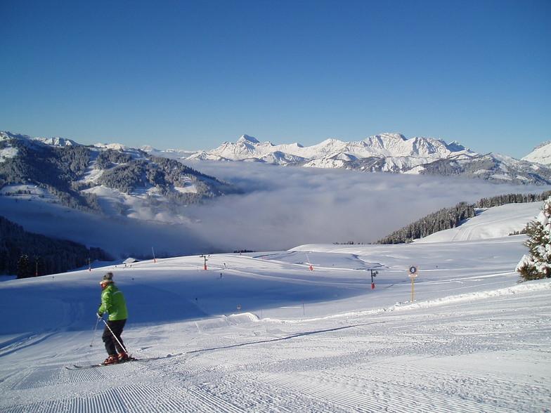 St Gervais Les Bains - Evasion Mont Blanc, Les Houches