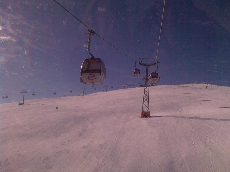 Brunico/Bruneck snow