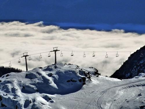 Mölltaler Gletscher Ski Resort by: Michal  Kiss