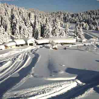 Pertouli - Greece, Pertouli Ski Center
