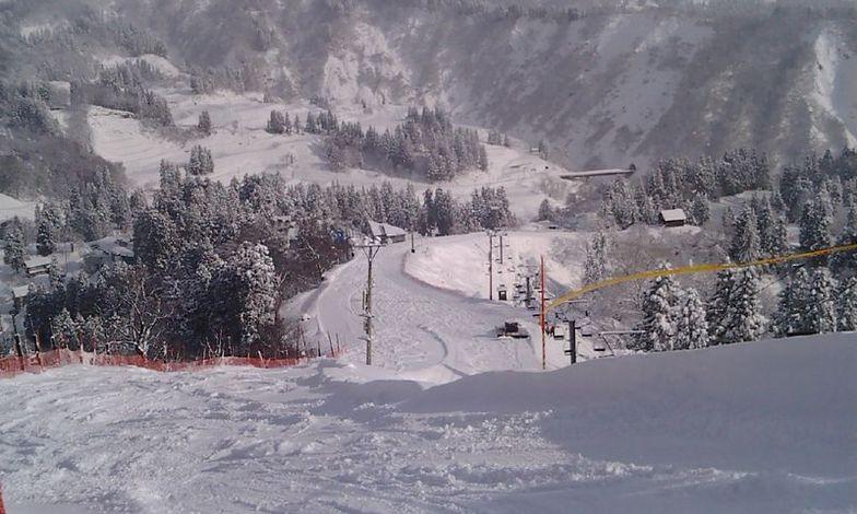 Koshi Kogen snow
