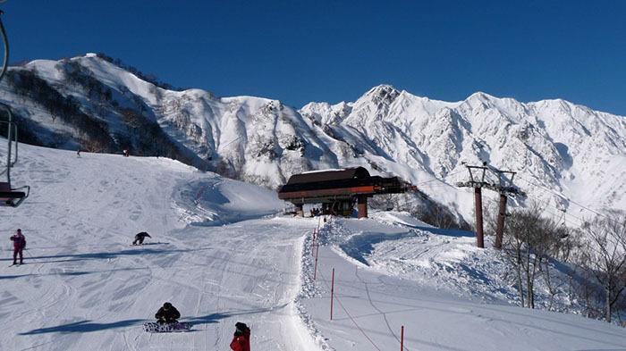 Hakuba Peaks, Hakuba Goryu