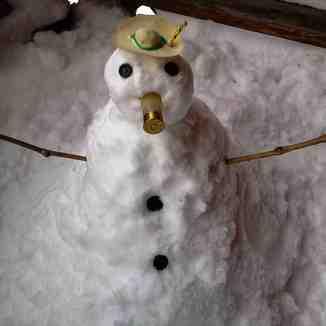 Snowman, Leysin