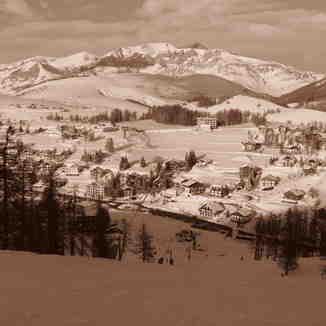 Tête du Sapet, Valberg