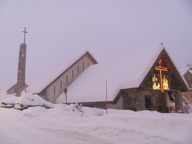 N-D des Neiges, Valberg