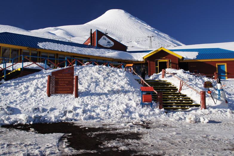 Osorno ski centre, Volcán Osorno