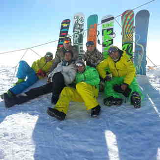 Aliask with K2 & Ride Guys, Tochal