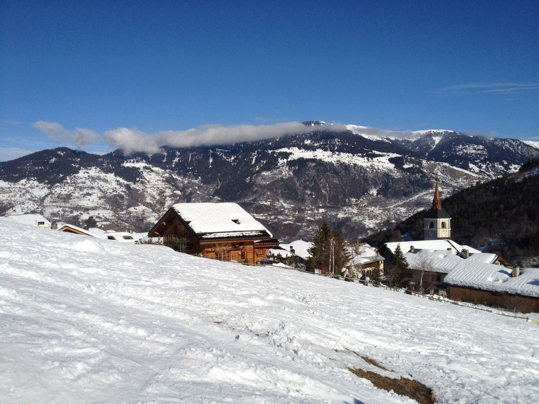 village, Méribel