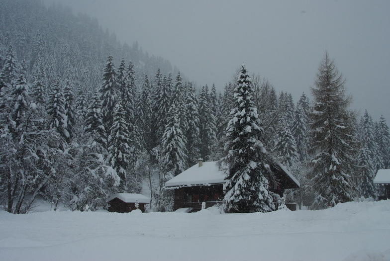 Morgins - Les Portes du Soleil snow