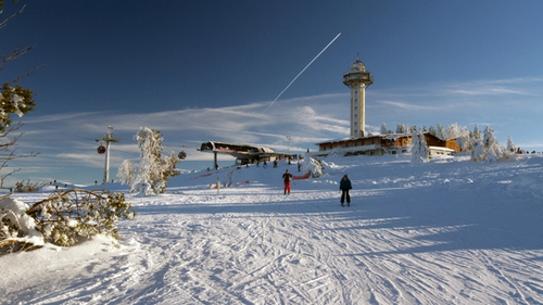 Willingen-Upland Ski Resort by: Jörg Wilke
