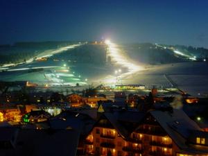 Flutlicht Skigebiet Willingen, Willingen-Upland photo