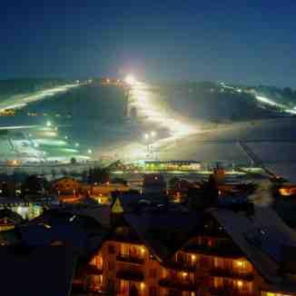 Flutlicht Skigebiet Willingen, Willingen-Upland
