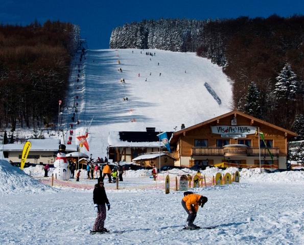 Skigebiet Willingen - Sonnenlift, Willingen-Upland