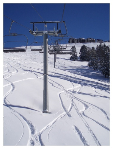 Superbagneres Ski Resort by: Mike Jones