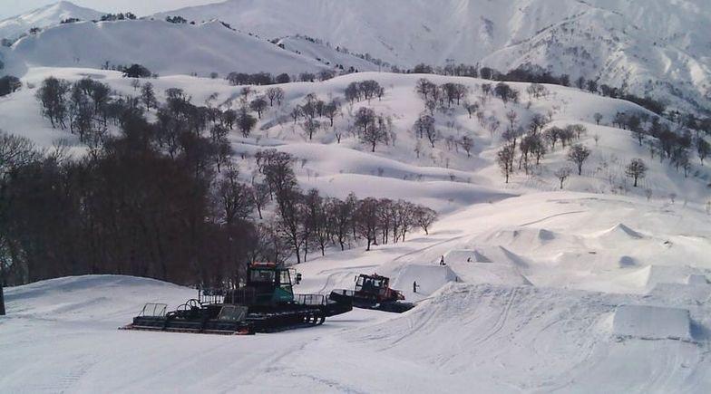 Okutadami Maruyama snow