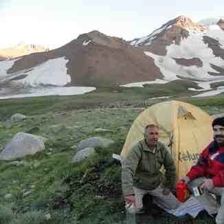 حصارچال علم کوه