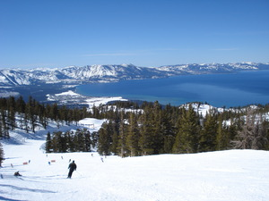 Heavenly @ South Laka Tahoe photo