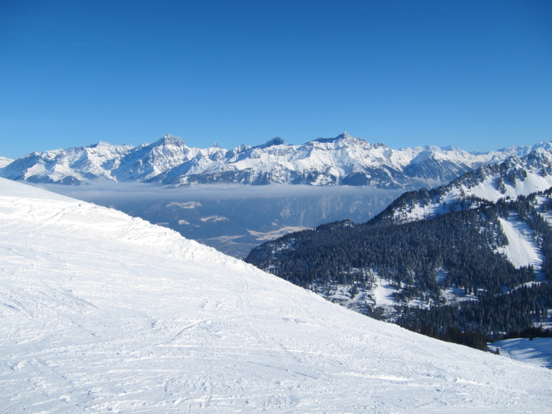 View From Tour De Don, Chatel