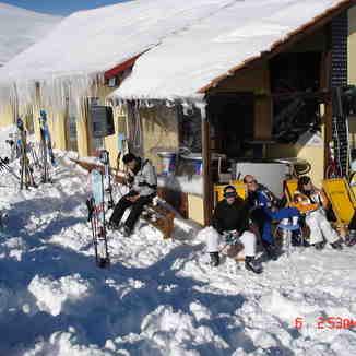 Snowbar 2069m - Greece a.1, Mt Voras Kaimaktsalan