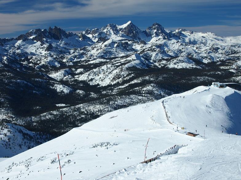 Sierra Nevada, Mammoth Mountain