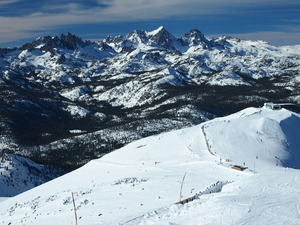 Sierra Nevada, Mammoth Mountain photo