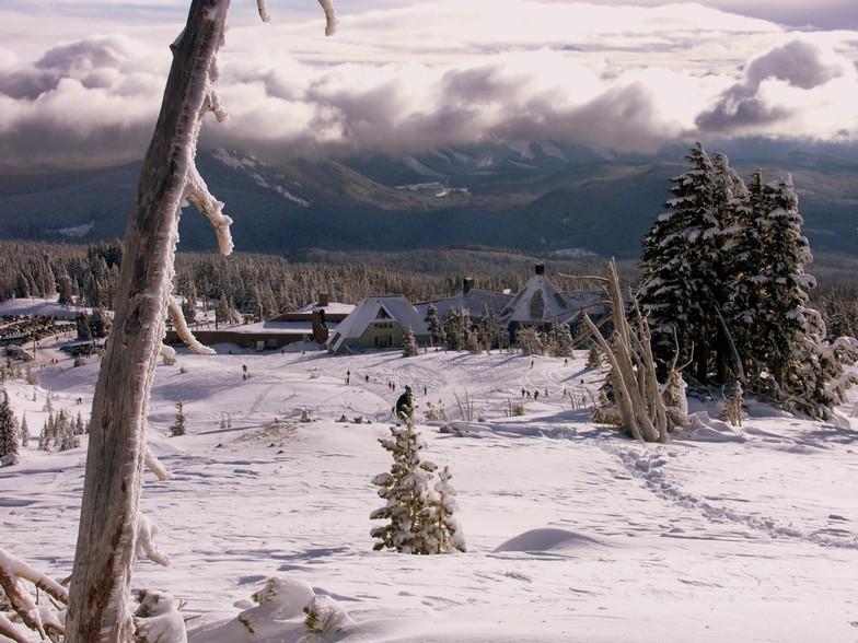 Historic Timberline Lodge Mt. Hood
